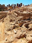Serapeum Alexandria, Egypt