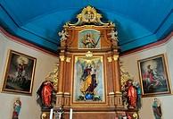 Altarraum , sanctuary