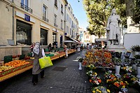 mercato, orange, francia
