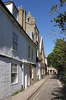 Little St Mary's Lane Cambridge