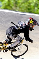 Spain Cup BMX circuit el soto de Mostoles Madrid where 300 runners participated in Spain, France, Portugal, Colombia, Chile, Bolivia etc