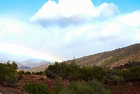 Morocco, Atlas Mountains, Nature,