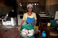 Ethiopian cook