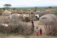Nomads, Village, Ethiopia