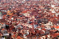 Roofs of Venice, Italy