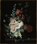 Jan Van Huysum (1682-1749), Bouquet of Flowers.  Vienna, Akademie Der Bildende Künste, Gemäldegalerie (Picture Gallery, Academy Of Fine Arts)