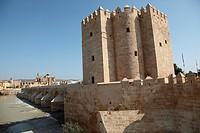 Torre d Calahorra de Cordoba, Andalusia, Spain