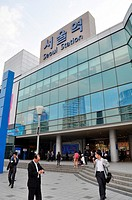 Seoul (South Korea): Seoul Station