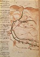 MAPPING CODE RUSTIC MAP OF FIESOLE  Firenze, Biblioteca Del Seminario Arcivescovile Maggiore Fiorentino