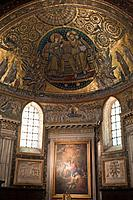 J  Torriti´s Coronation of the Virgin, Santa Maria Maggiore, Rome, Italy