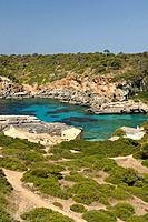 S´Almonia, Cala Santanyi, Migjorn, Mallorca, Balearic Islands, Spain