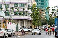 colonial houses, dar es salaam, tanzania