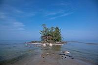 Benten Island, Noto, Haku, Ishikawa, Japan