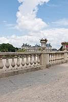 Luxembourg Palace, Palais du Luxembourg, 6th Arrondissement, Paris, Ile_de_France, France, Europe