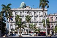 Cuba, Havana  Hotel Inglaterra, Central Havana