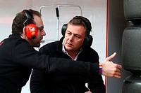 Mario Isola, Testing, Circuit de Catalunya, Barcelona, Espanha