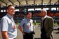 Mario Isola ITA, Paul Hembery GBR, Marco Tronchetti Provera ITA, Turkish Grand Prix, Istanbul, Turkey