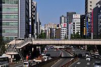 Ginza, Chuo Ward, Tokyo Prefecture, Honshu, Japan