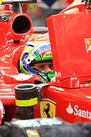 Felipe Massa, Sebastian Vettel, Formula One, Spanish Grand Prix, Barcelona, Espanha