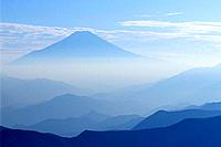 Mt. Fuji, Tokyo Prefecture, Honshu, Japan