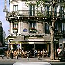The Boulevard Saint_Germain is a street in Paris on the left bank of the Seine river. The boulevard has been associated with cafes and nightlife since...