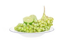 Grapes and Lime