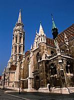 Matthias Church was originally built in 1015 and was known originally as the Church of Our Lady. It has been remodelled and rebuilt over centuries by ...