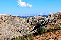 Barbagia Seulo, Sardinia, Italy / Barbagia Seulo, Sardinien, Italien