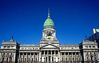 Opened in 1906,the seat of government the Palacio del Congreso is an Italianate building in the centre of the city.