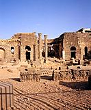 Bosra is an ancient city in Syria. It is a major archaeological site,containing ruins from Roman,Byzantine,and Muslim times. The city features what is...