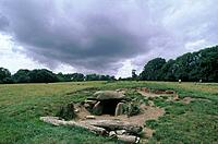 Museum. Viking Heritage trail. Burial site. Chamber. Standing stones with lintel. Religious