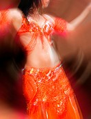Turkey, Belly dancer