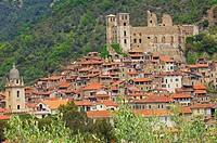 Dolceacqua, Liguria, Italian Riviera, Imperia Province, Italy, Europe.
