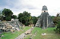 Tikal is the largest of the ancient ruined cities of the Maya civilization. The site dates back to 4th century BC,although it is thought the site did ...