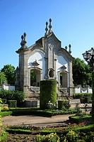 Portugal, Minho, Barcelos, Largo da Porta Nova
