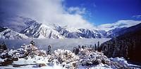 Xinjiang Heavenly Lake