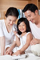 Happy family life