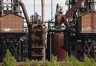 ehemaliges Hüttenwerk der Thyssen AG, Hochöfen