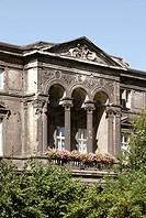 Villa Gustav Lohmann, 1865 erbaut