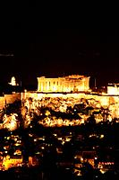 lights of parthenon