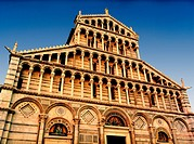Here lies the Duomo 11th-12th century, one of the major examples of Romanesque-Pisan art, with five aisles and housing important works of art such as ...