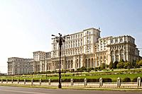 The Parliament House_Bucharest,Romania