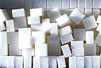 Sugar Cubes Stacked Up