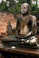 Vatadage Temple in Polonnaruwa, Sri Lanka