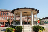 Swasey Pavilion, built in the 1910´s  Exeter, New Hampshire, United States