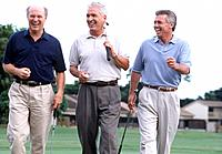 Laughing Golfers Walking Course