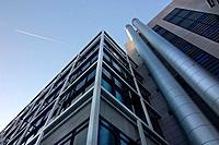 Modern Architecture _ CBD _ Bank/Business district