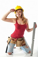 Do it yourself female handyman