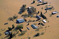 Feather River Flooding Farm