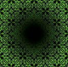 tile green tunnel